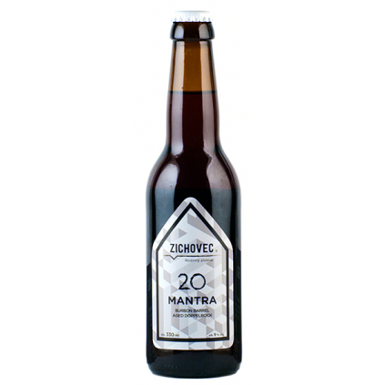 Zichovec Mantra BourbonBarrelAged 330