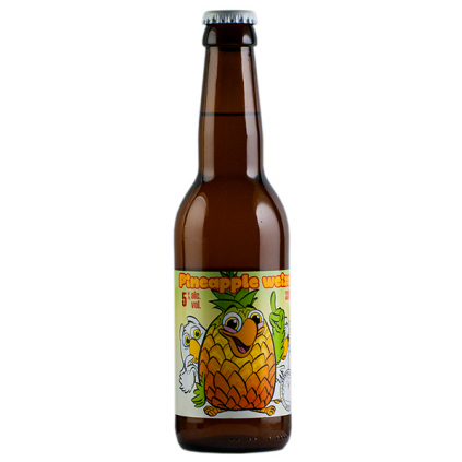 Uiltje PineappleWeizen 330