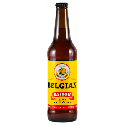Permon BelgianSaison12 500