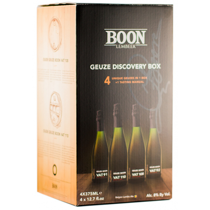 Boon GeuzeVATDiscoverybox 1500