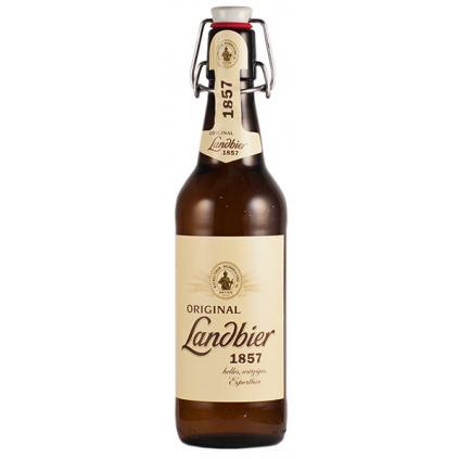 Bayreuther BierbrauereiOriginalLandbier1857 500