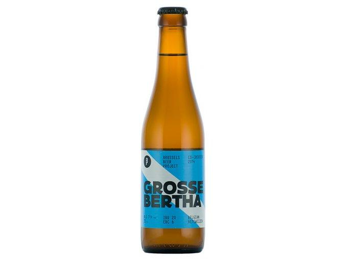 Brussels Beer Project Grosse Bertha 0,33