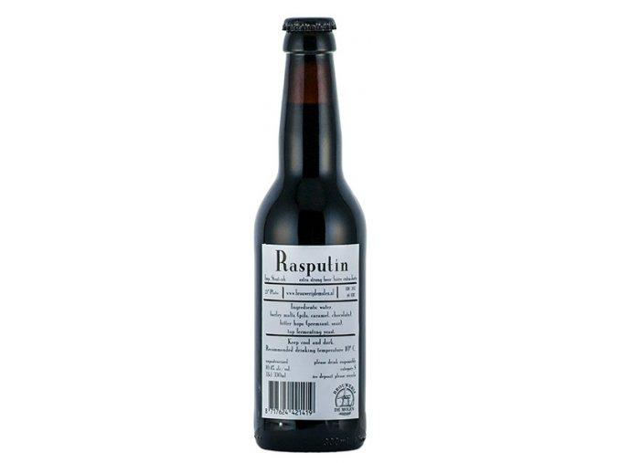 De Molen Rasputin 0,33  Russian Imperial Stout