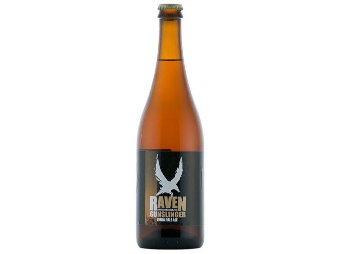 Raven Gunslinger IPA 0,75