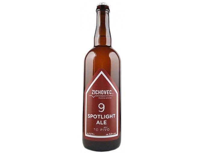 zichovec 9 spotlight ale 750