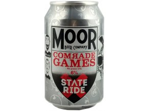 moor comrade games can 330