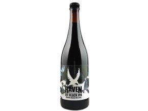 Raven Jet Black IPA 750