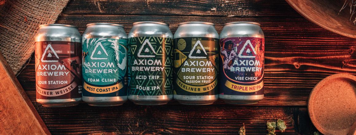 Pivo z Axiomu