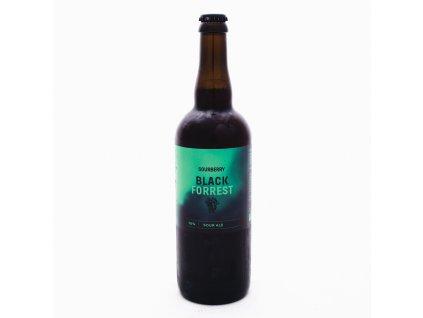 Falkon Sourberry Black Forrest láhev