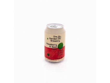 Garden Brewery Raspberry & Basil Sour