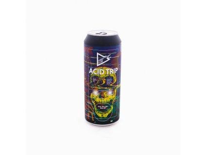 Funky Fluid Acid Trip: Galaxy, Dragon Fruit, Passion Fruit