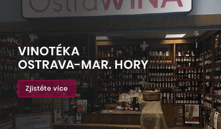 Vinotéka Ostrava-Mariánské Hory