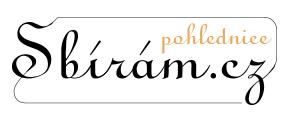 Pohlednice Sbírám.cz
