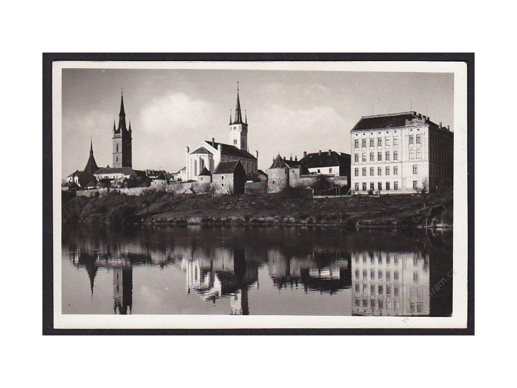31 - Kutnohorsko, Čáslav, foto Kellar, cca 1937