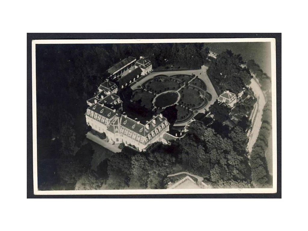 03 - Blanensko, zámek v Rájci u Boskovic, nakl. Klub čsl. turistů, cca 1922
