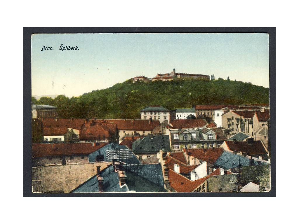 04 - Brno-město, Špilberk, cca 1926