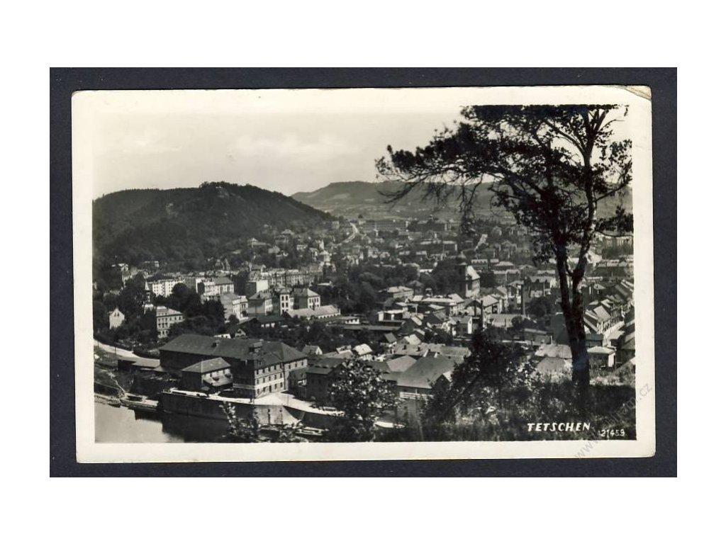 14 - Děčín, (Tetschen), cca 1920