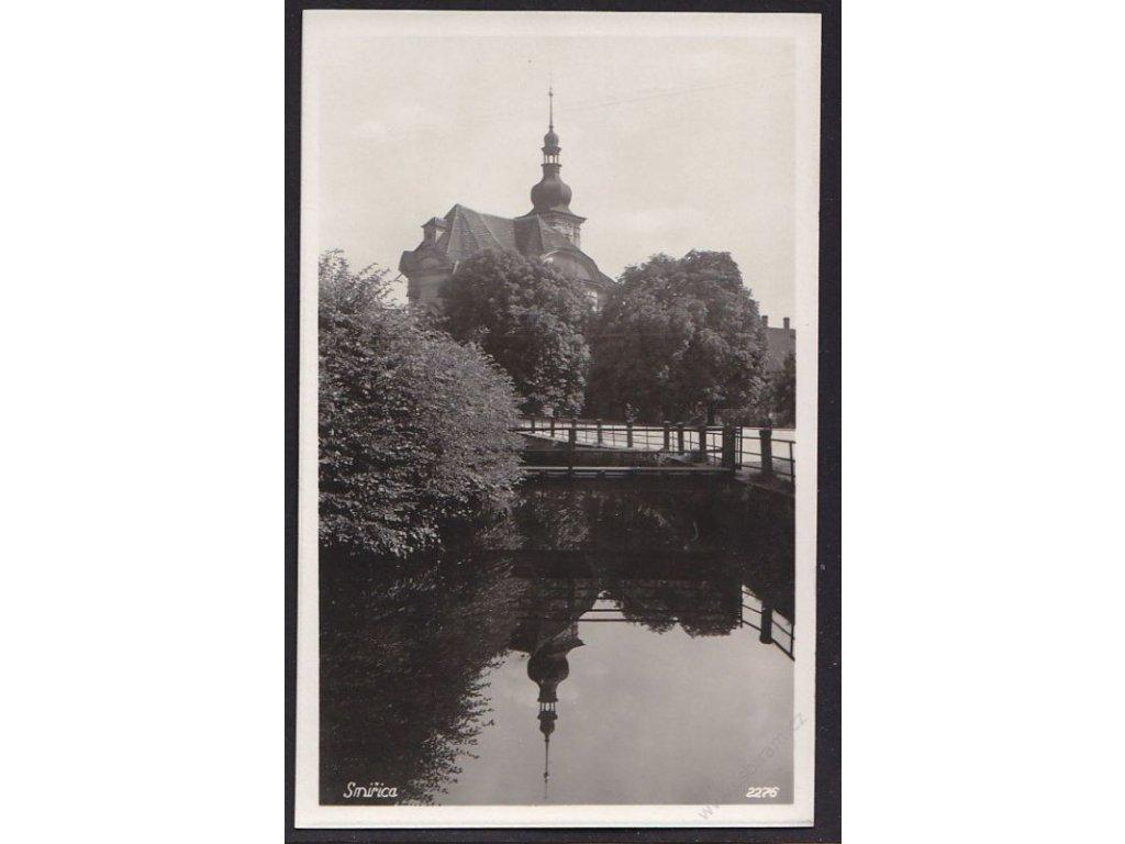 19 - Královéhradecko, Smiřice, cca 1930