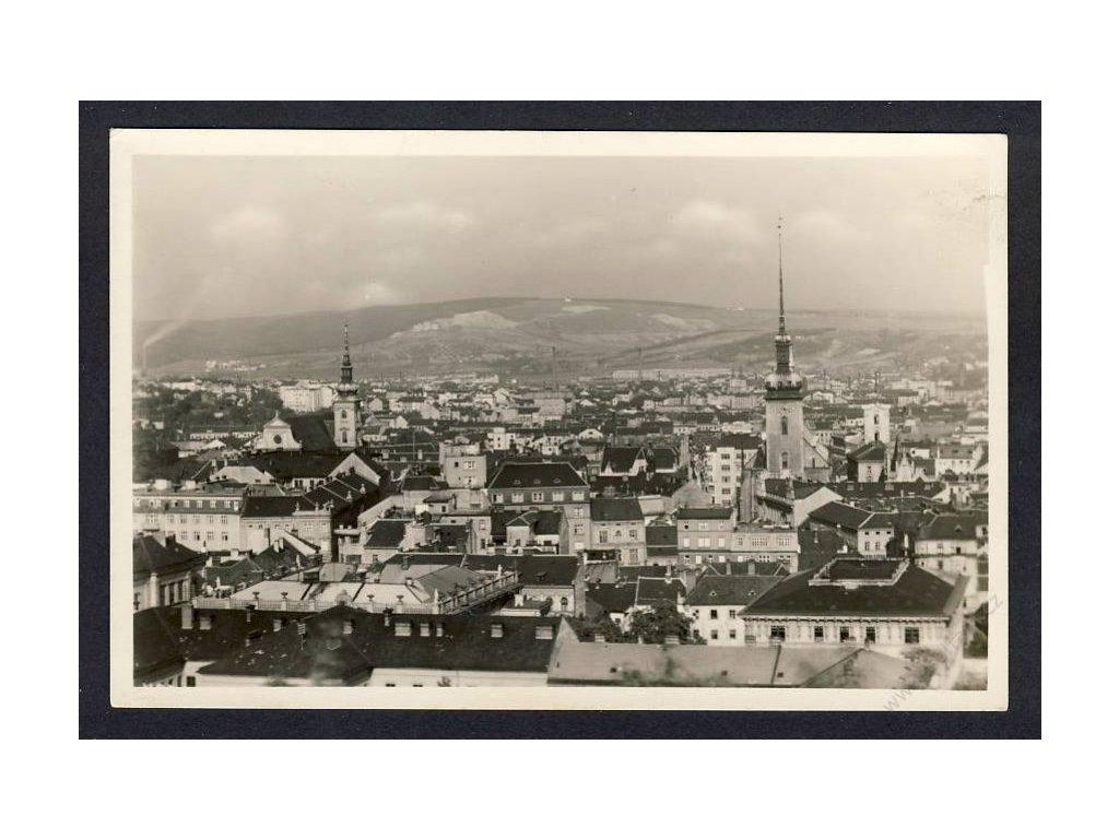 04 - Brno-město (Brünn), grafo Čuda, cca 1930