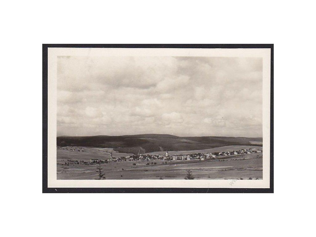 25 - Karlovarsko, Horní Blatná, cca 1935