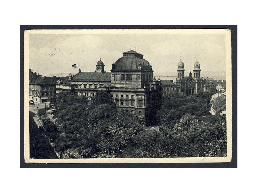47 - Plzeň, Národní divadlo, cca 1930