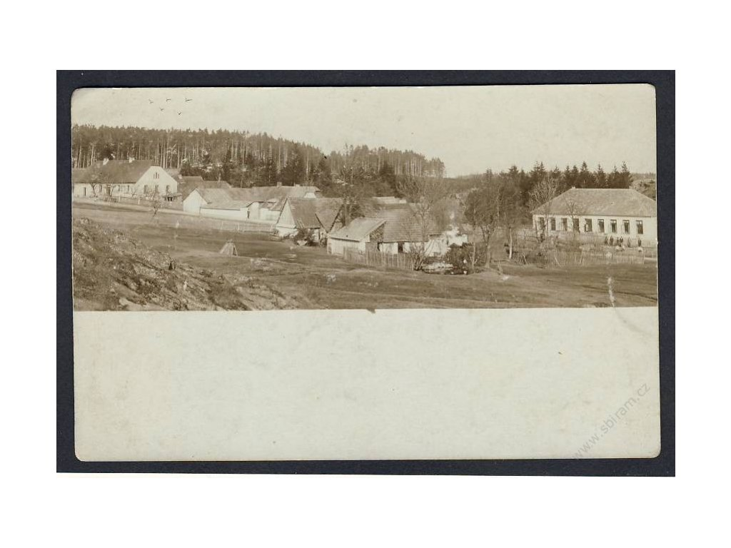 75 - Žďársko, Škrdlovice, cca 1900