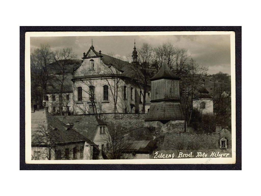20 - Jablonecko, Železný Brod, foto Hilger, cca 1925