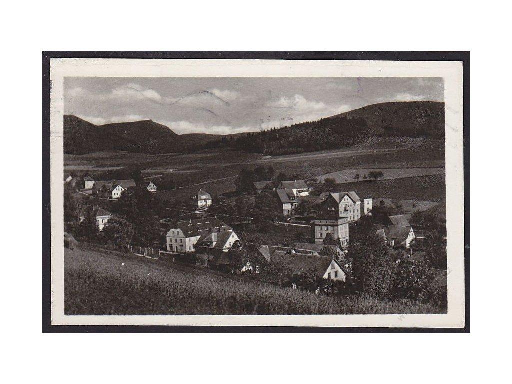 32 - Liberecko, Lázně Libverda v Jizerských horách, cca 1951