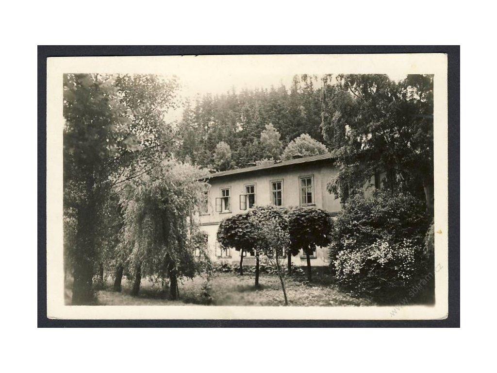 38 - Náchodsko, Lázně Běloves, cca 1930