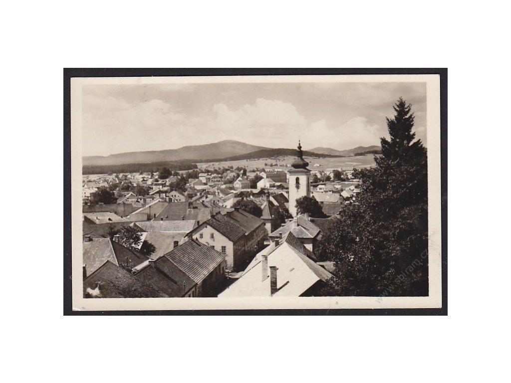 48 - Prachaticko, Volary, cca 1948