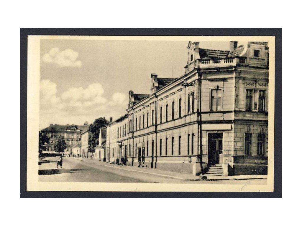 47 - Plzeňsko, Chotěšov, cca 1945