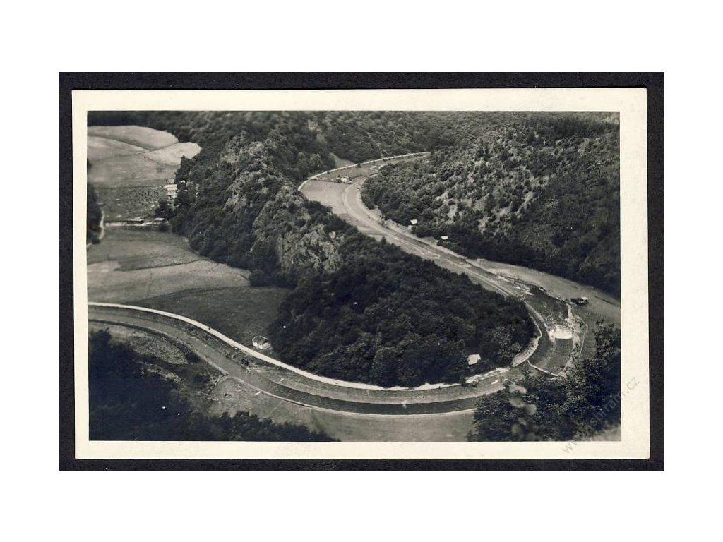 51 - Praha-západ, Štěchovice nad Vltavou, údolí Kocáby, cca 1935