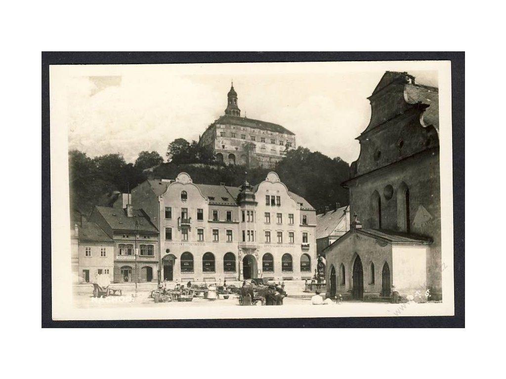 38 - Náchod, cca 1935