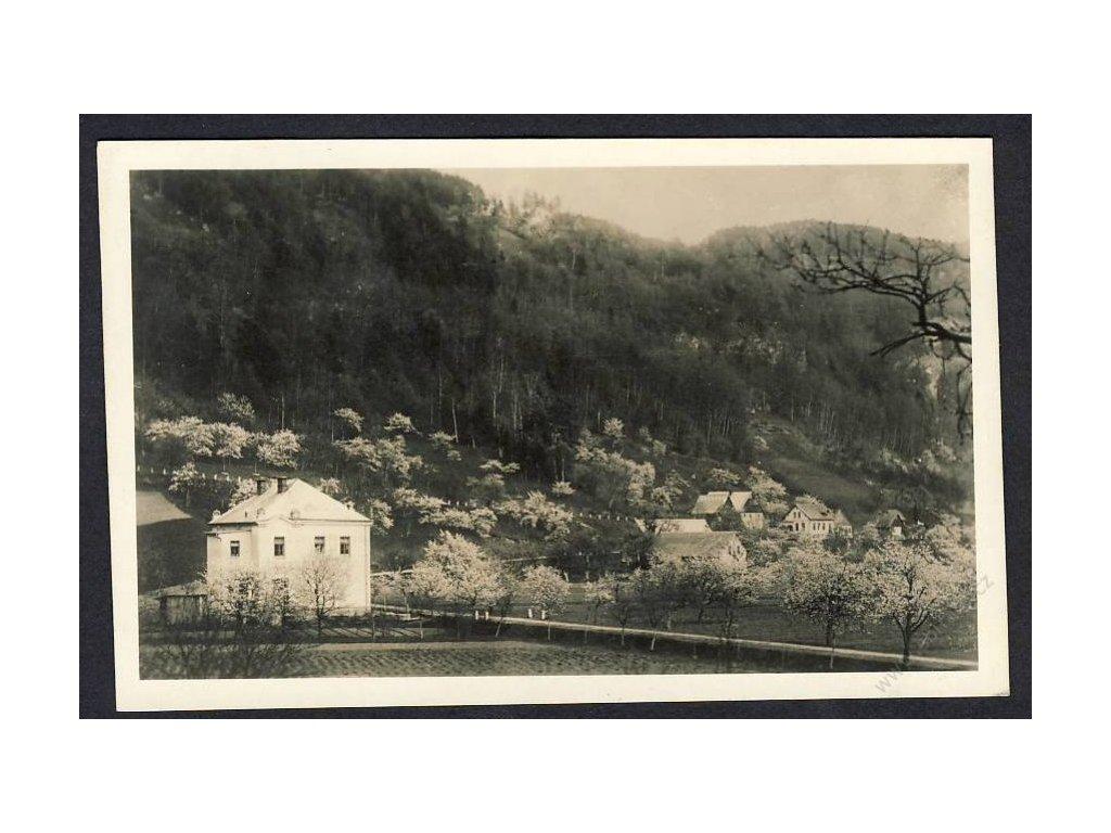 40 - Nymbursko, Milovice, cca 1930