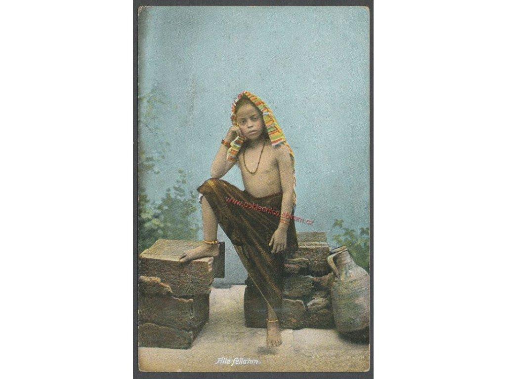 Severní Afrika, ca 1906