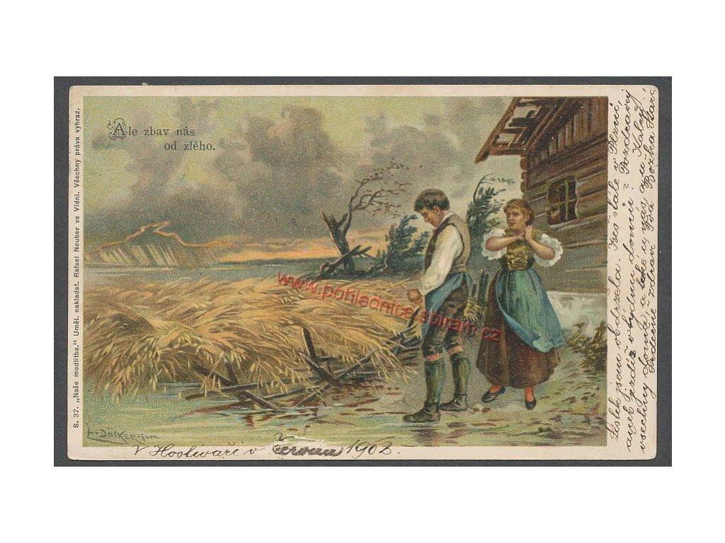 "Litografie ""Döcker"", cca 1902"