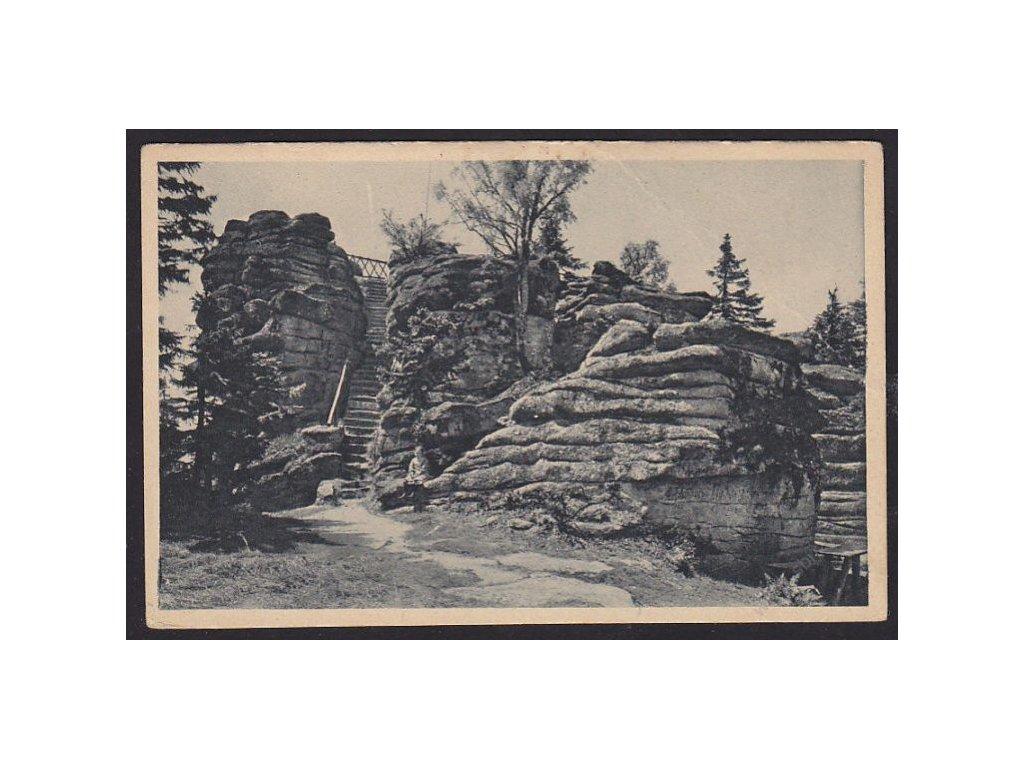 48 - Prachaticko, Třístoličník, cca 1935