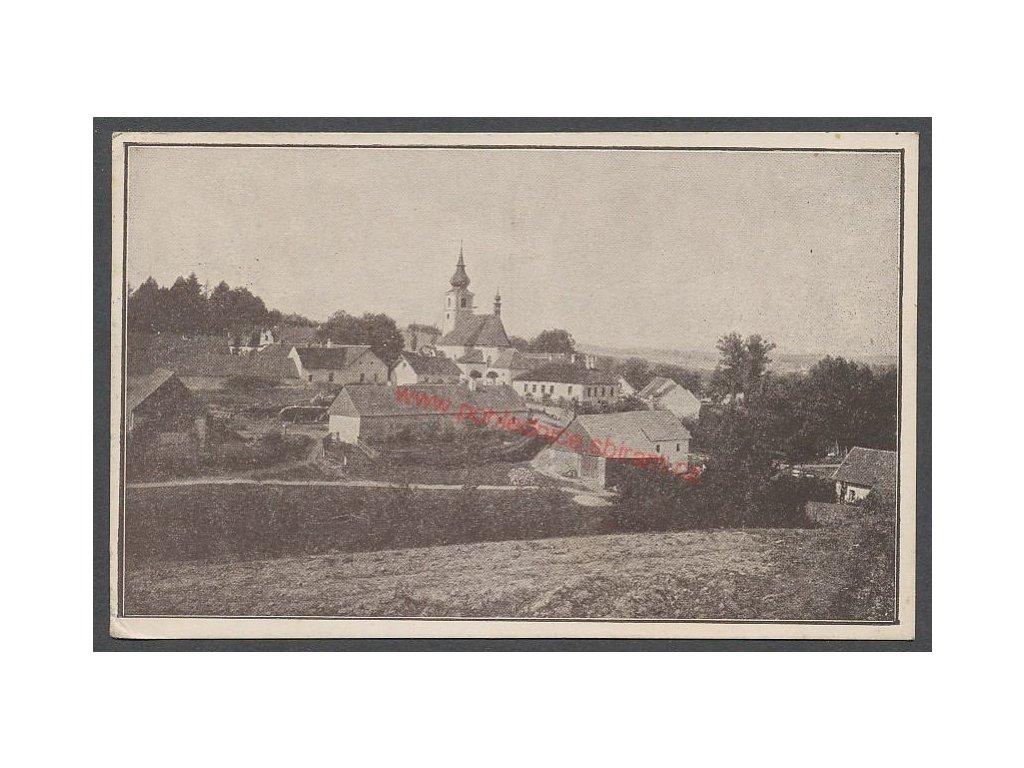 17- Havlíčkobrodsko, Dolní Krupá, cca 1925