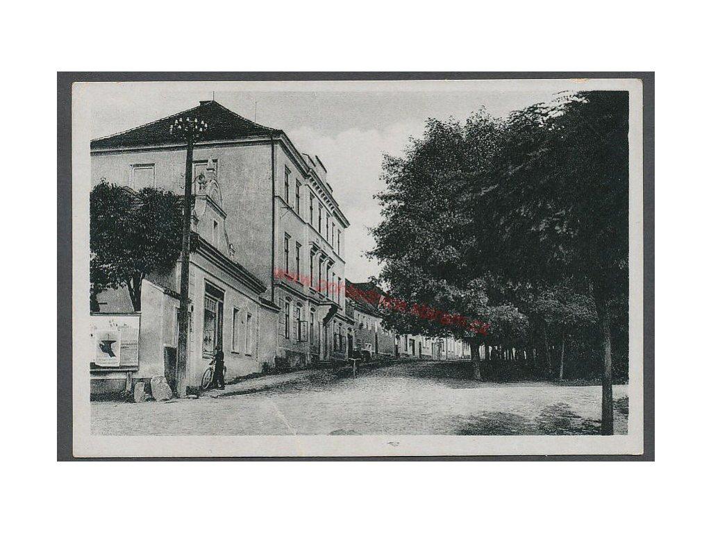 17- Havlíčkobrodsko, Habry, cca 1940