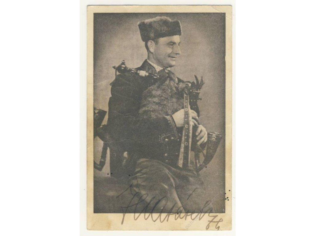 Jan Matásek, Strakonický dudák, ca 1920