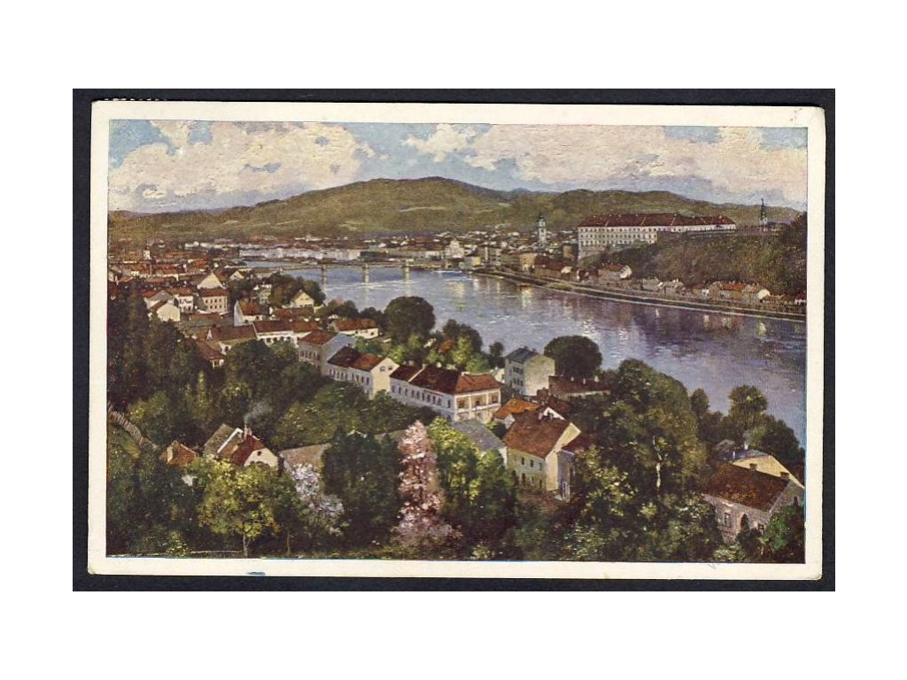 Austria, Upper Austria, Linz, cca 1918