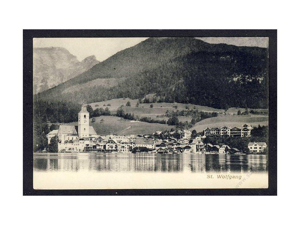 Austria, Upper Austria, St. Wolfgang, cca 1900