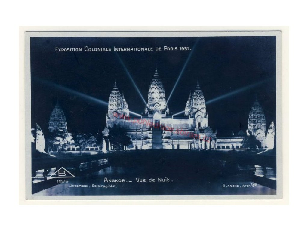 Exposition Coloniale Internationale Paris 1931