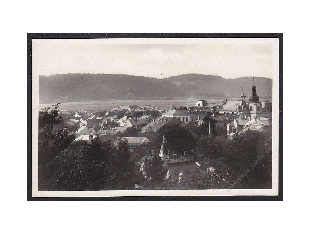 70 - Ústeckoorlicko, Choceň, grafo Čuda, cca 1930