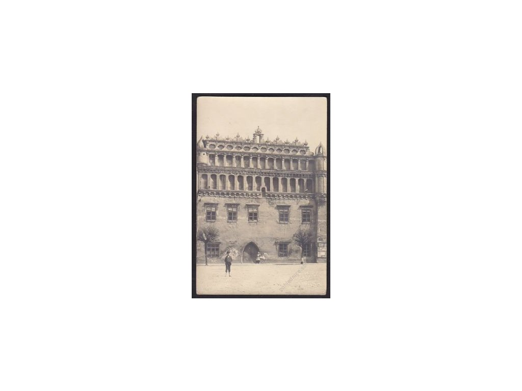 13 - Českokrumlovsko, foto Seidel, cca 1920