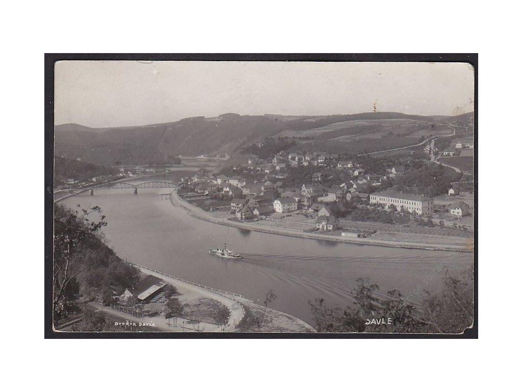 51 - Praha-západ, Davle, cca 1938