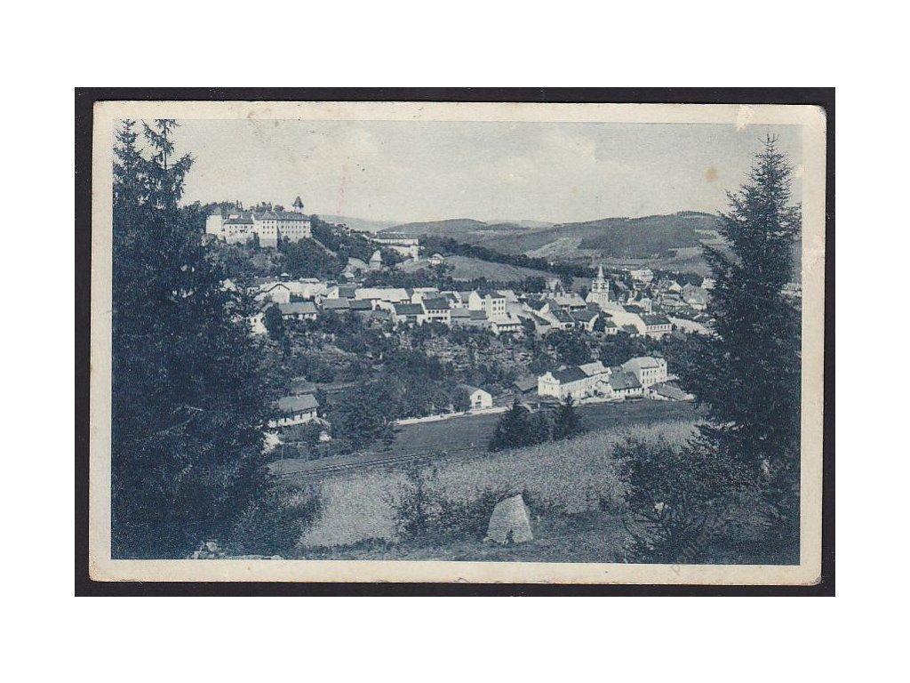 48 - Prachaticko, Vimperk na Šumavě, cca 1926