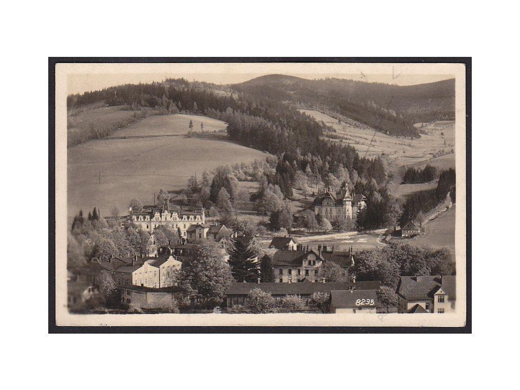 21 - Jesenicko, Lipová-lázně, cca 1930