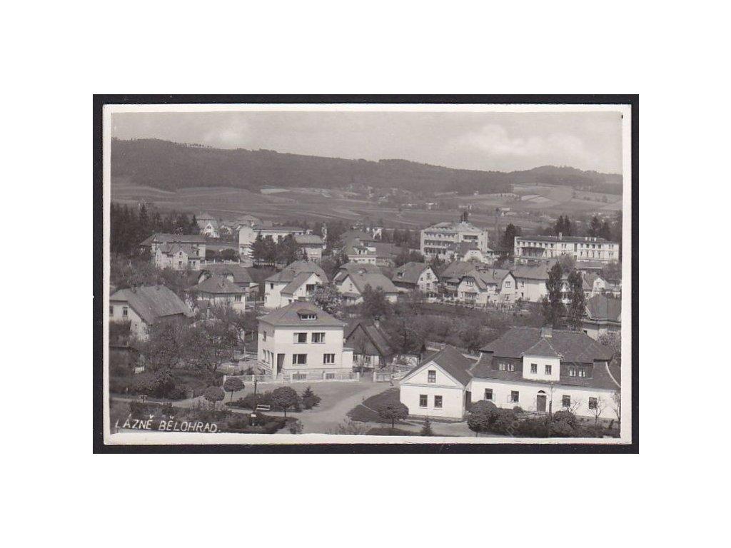 22 - Jičínsko, lázně Bělohrad, cca 1925