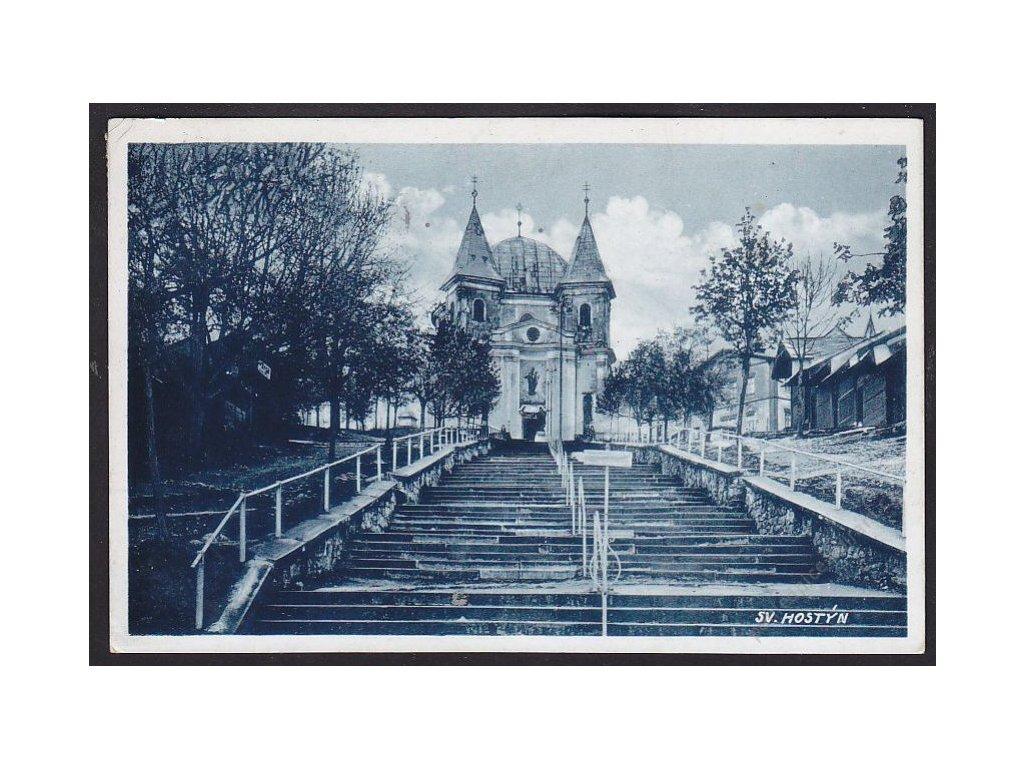 30 - Kroměřížsko, Sv. Hostýn, cca 1943